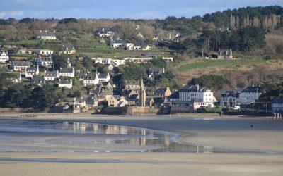 La Bretagne, un lieu de villégiature